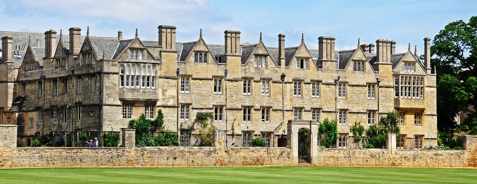 Private Education - Oxford University